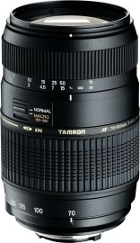 Tamron AF 70-300mm f/4-5.6 Di LD Macro Canon