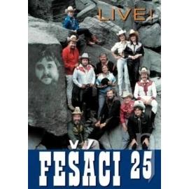 Fešáci 25 live