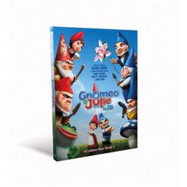 Gnomeo a Júlia 2D + 3D