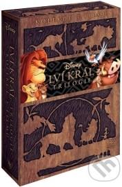 Leví kráľ 1. - 3. /3 DVD/