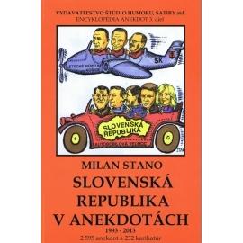 SLOVENSKÁ REPUBLIKA V ANEKDOTÁCH 1993-2013