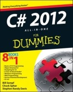 C# 5.0 All-in-One For Dummies - cena, porovnanie