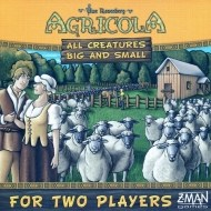 Z-Man Games Agricola All Creatures Big and Small - cena, porovnanie