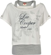 Lee Cooper Double Layer T Shirt