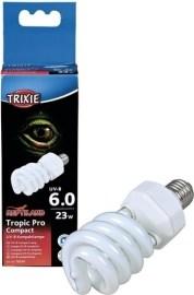 Trixie Tropic Pro Compact 6.0 UV B Compact Lamp 23W