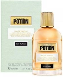 Dsquared2 Potion For Woman 50ml