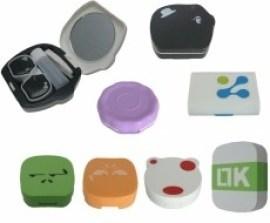 441299732 Ningbo Kaida Rubber & Plastic Technology Cestovná sada na kontaktné šošovky  s motívom