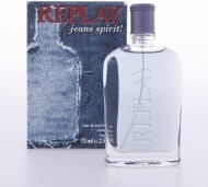 Replay Jeans Spirit! For Him 75ml - cena, porovnanie