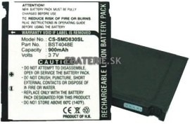 Powery batéria Samsung SGH-D838