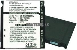 Powery batéria Samsung SGH-X820