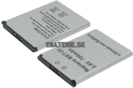 Powery batéria Sony-Ericsson P990i