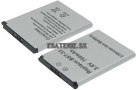 Powery batéria Sony-Ericsson BST-33