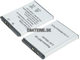 Powery batéria Sony-Ericsson Z550i