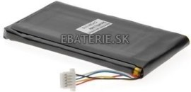 Powery batéria Asus S102 Multimedia Navigator