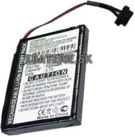 Powery batéria Becker Traffic Assist Z201