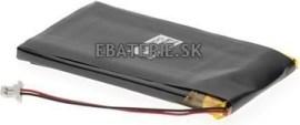 Powery batéria Garmin iQue M4