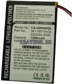 Powery batéria Garmin Nüvi 610T