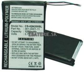 Powery batéria Garmin Nüvi 260w