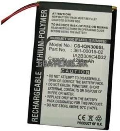 Powery batéria Garmin CS-IQN300SL