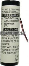 Powery batéria Garmin StreetPilot C320