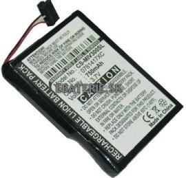 Powery batéria Mitac Mio Moov 360u