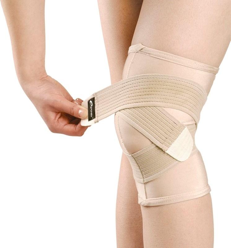 6713ba391d5 Spokey Basit - Bandáž kolena od 4