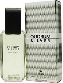 Antonio Puig Quorum Silver 100ml