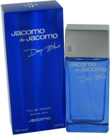 Jacomo Deep Blue 100ml