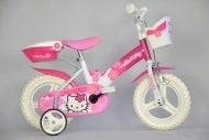 Dino Bikes Hello Kitty 12""