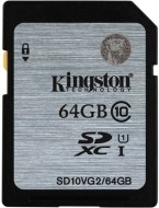 Kingston SDXC Class 10 64GB