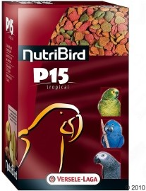 Versele-Laga NutriBird P15 Tropical 1kg