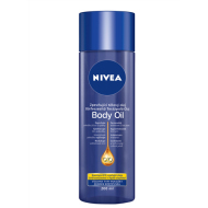 Nivea Firming Q10 Plus Body Oil 200ml