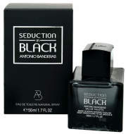 Antonio Banderas Seduction in Black 200ml  - cena, porovnanie