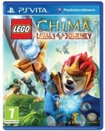 LEGO Legends Of Chima: Lavals Journey - cena, porovnanie
