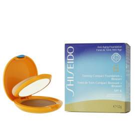 Shiseido Sun Protection Tanning Compact Foundation 12g