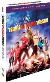 Teorie velkého třesku 5. série (3 DVD)