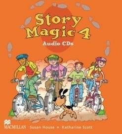 Story Magic 4 - Audio CD