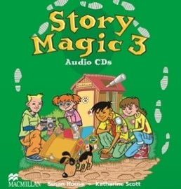 Story Magic 3 - Audio CD