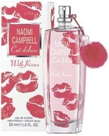 Naomi Campbell Cat Deluxe With Kisses 50ml