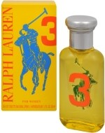 Ralph Lauren Big Pony 3 for Women 50ml - cena, porovnanie