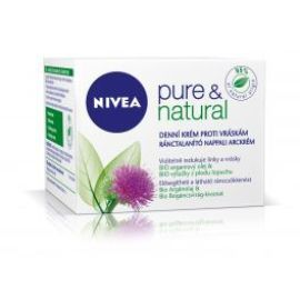 Nivea Visage Pure & Natural Anti wrinkle Day Cream 50ml