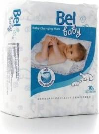Hartmann-Rico Bel Baby Extra Absorbent Soft prebaľovacie podložky 10ks