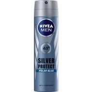 Nivea For Men Silver Protect Polar Blue 150ml - cena, porovnanie