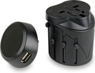 Lifesystems Universal USB Travel Adaptor
