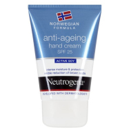 Johnson & Johnson Neutrogena Anti-Ageing Hand ream SPF25 50ml