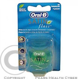 Procter & Gamble Oral-B Floss Satin 25m