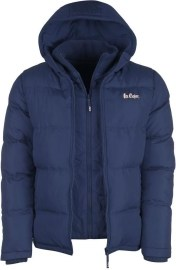 Lee Cooper 2 Zip Bubble