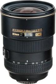 Nikon AF-S DX Nikkor 17-55mm f/2.8G IF ED