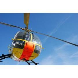 Výhliadkový let vrtuľníkom