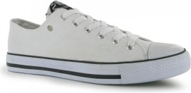 Dunlop Canvas Low Top